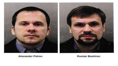 بريطانيا تتهم روسيين اثنين في قضية تسميم سكريبال وابنته