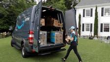 Amazon orders 20,000 vans to build delivery fleet