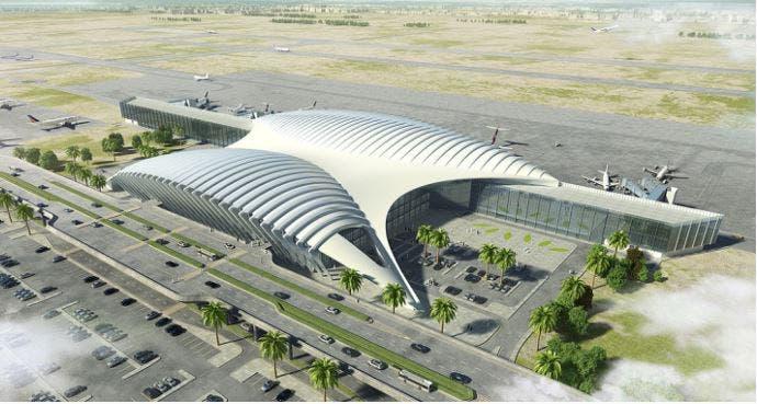 مطار الملك عبدالله في جازان