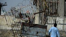 PHOTOS: Twin blasts turn regular Kabul wrestling session into massacre