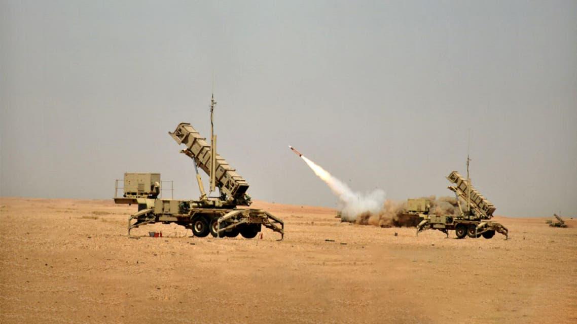 الدفاعات الجوية السعودية
