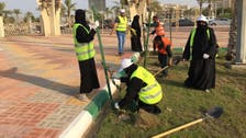 Saudi families join hands with govt for green landscapes in eastern region