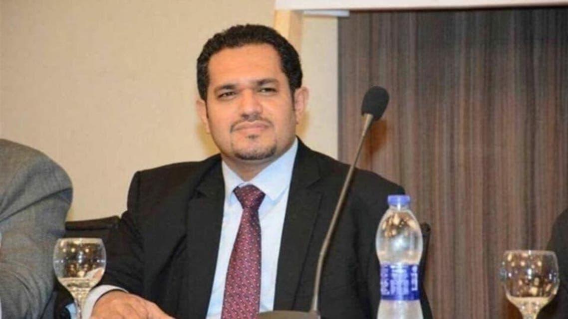 Mohamed Askar Yemen human rights minister. (Supplied)