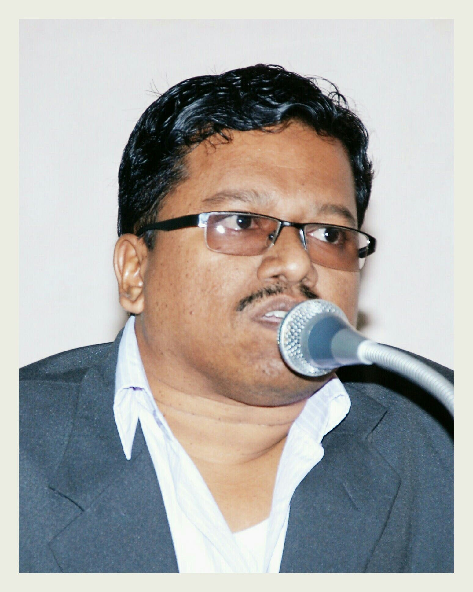 Dr. K.M.A. Ahamed Zubair who has done research on Tamil Muslims is calling for the revival of Arabu-Tamil. (Supplied)