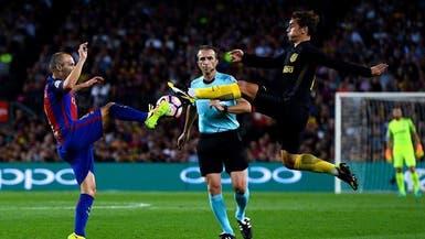 برشلونة يستعد للإعلان عن التعاقد مع غريزمان