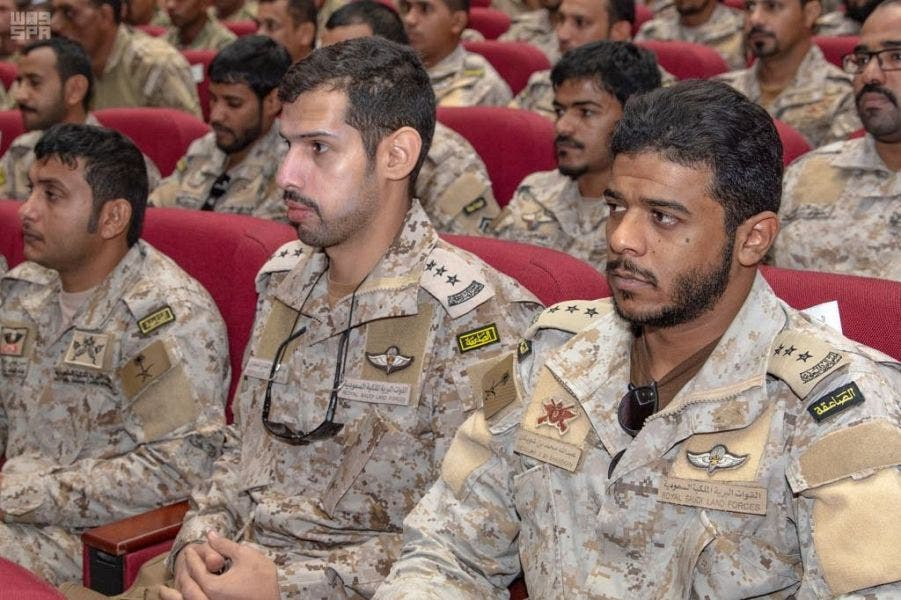 Saudi forces takes part in US-Egypt Bright Star military exercises