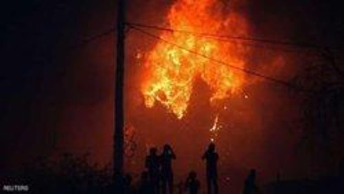 احضار سفیر عراق در تهران در پی آتش زدن سرکنسولگری ایران در بصره