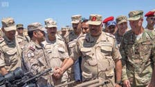 Saudi forces take part in US-Egypt Bright Star military exercises