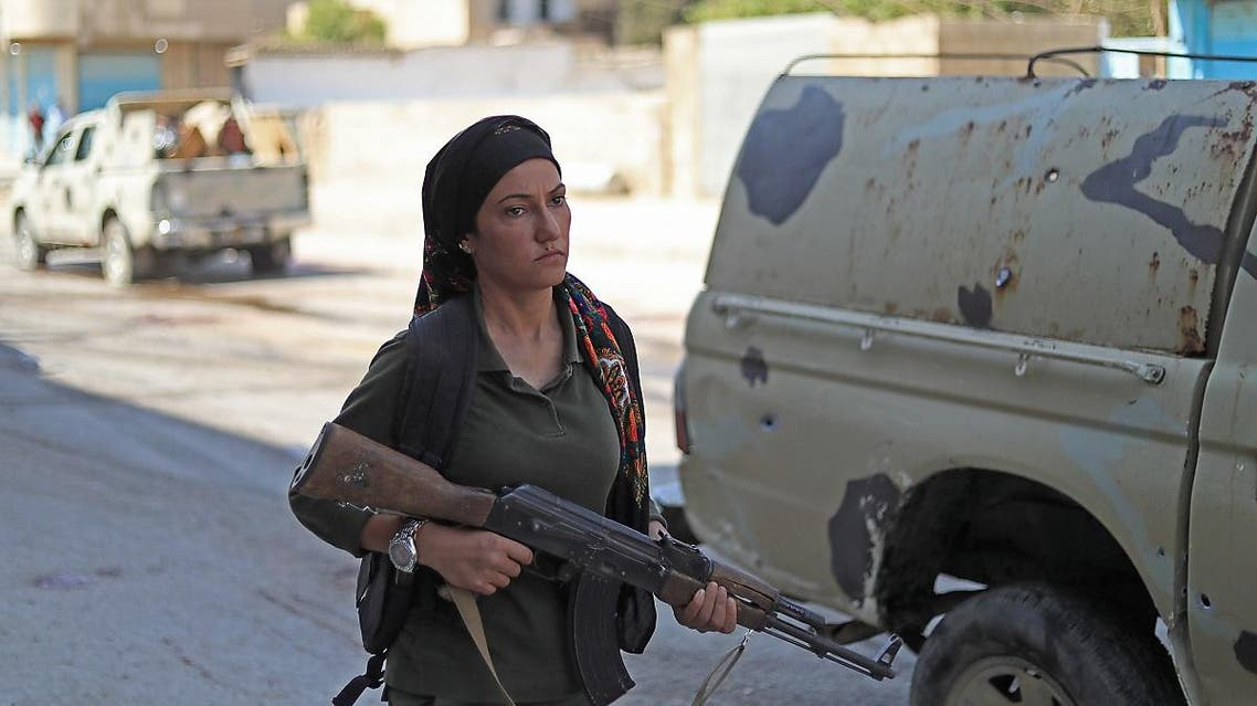 kurds Syria Qamishli (AFP)
