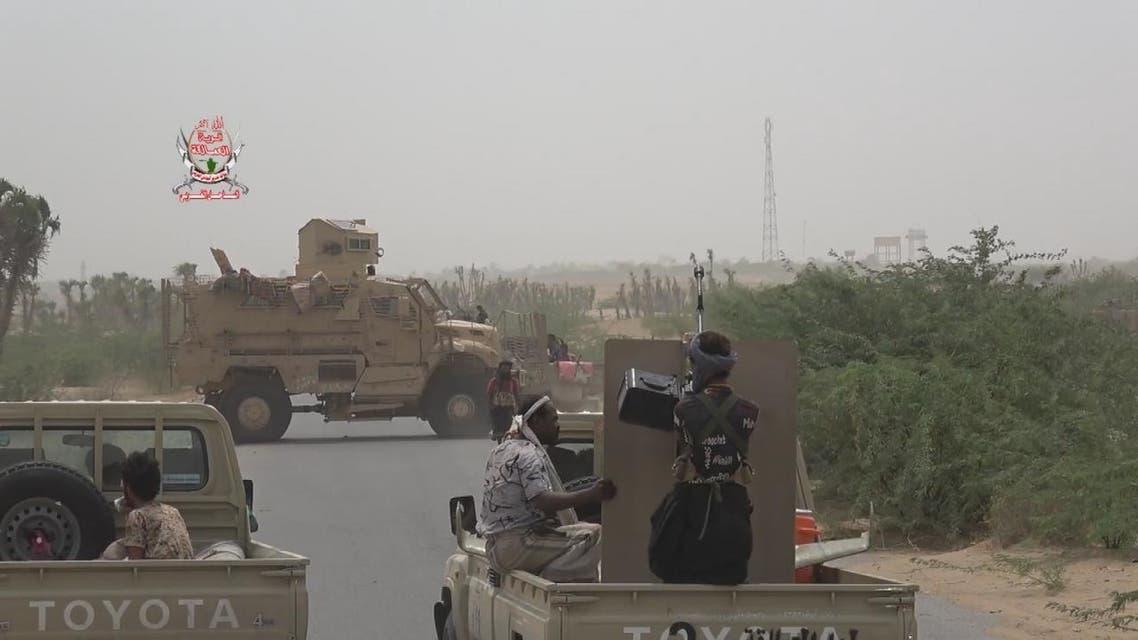 الجيش اليمني يقطع خطوط إمداد الميليشيات في الكيلو 16 شرق الحديدة