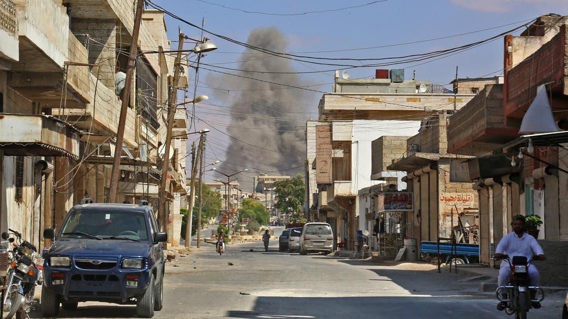 Idlib (AFP)