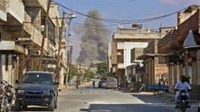 Intense shelling around Syria truce zone despite deal