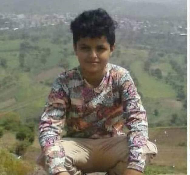 Yemeni boy, 10, shot in head by Houthi gunman while playing football