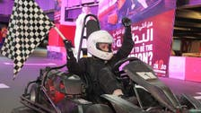 Saudi woman breaks stereotypes by racing, hoping to manufacture her own car