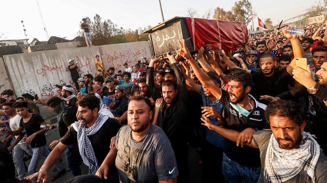 iraq Basra unrest (AFP)