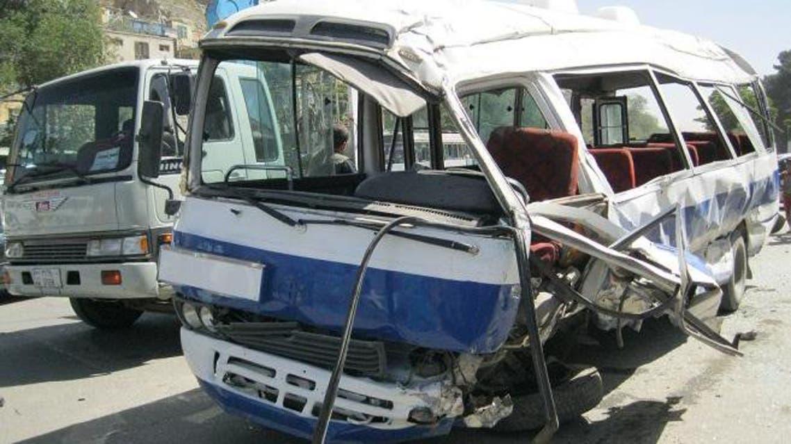 حادثه مرگبار ترافیکی در شاهراه کندهار- کابل