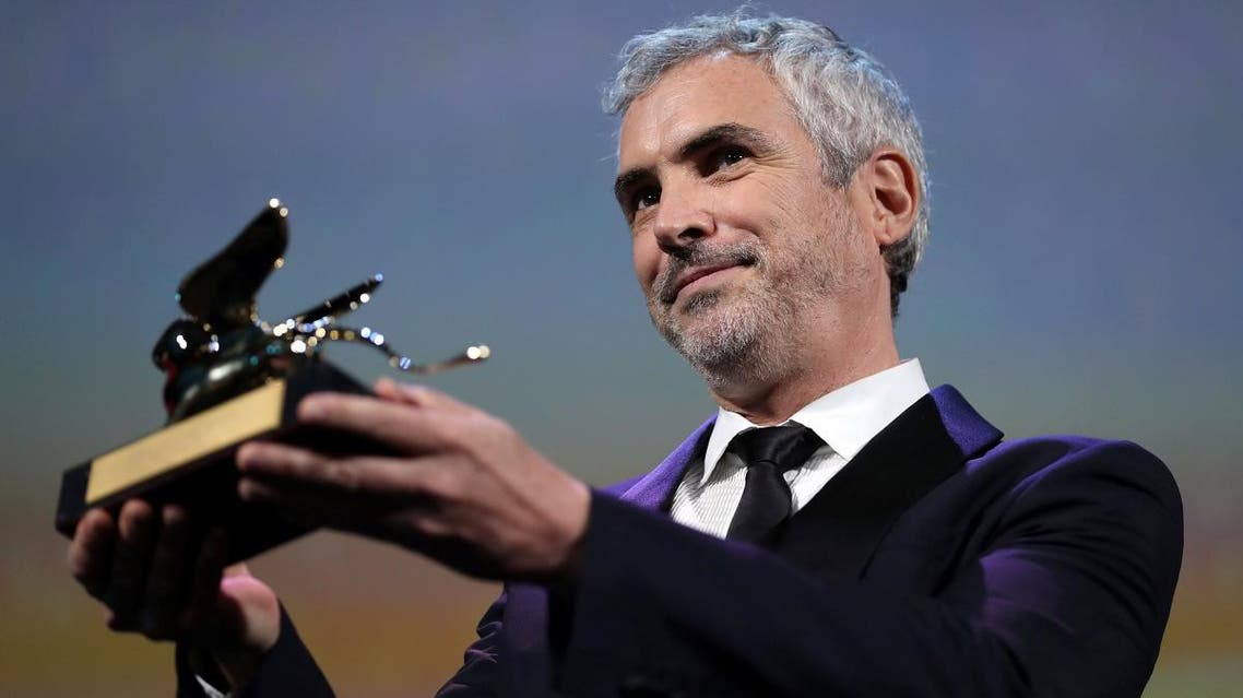 Venice Director Alfonso Cuaron (Reuters)