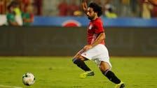 Mohamed Salah scores 2, Egypt wins 6-0 in African qualifying