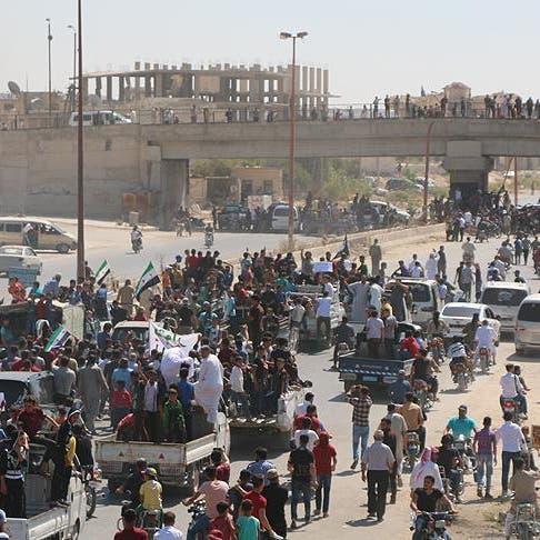 ترمب: أنا كنت مسؤولاً عن وقف الهجوم على إدلب