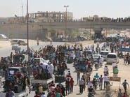 أهل إدلب يترقبون.. النظام يمنع خروجهم وتركيا تسد الحدود