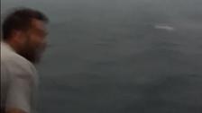 WATCH: Egyptian fishermen get Greek citizenship after saving 70 from roaring fire