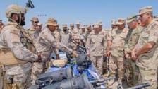 مصر : خطّے کی سب سے بڑی فوجی مشقوں میں سعودی عرب کی شرکت
