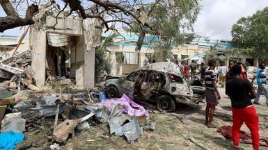 10 قتلى في هجوم بسيارة مفخخة لحركة الشباب بمقديشو