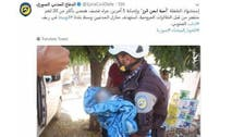 Death of Syrian baby in Idlib shelling sparks social media outrage