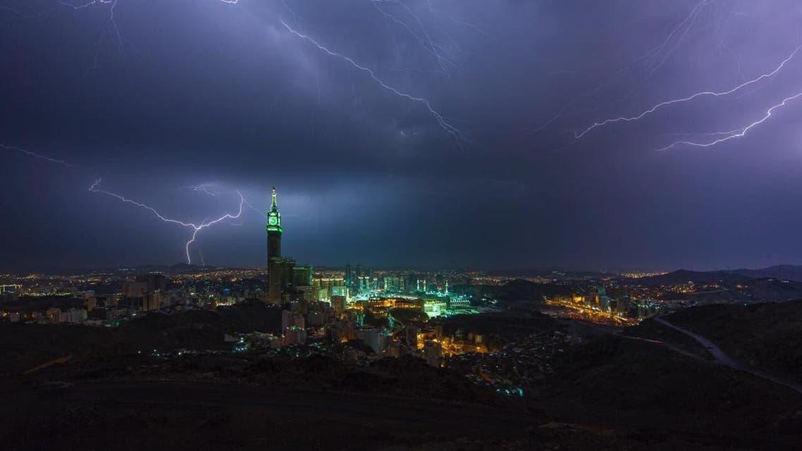 mecca photos lightning 2