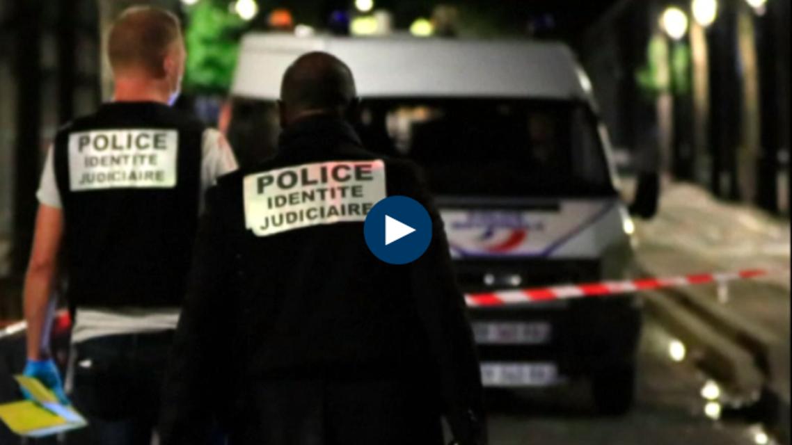 حمله یک مرد افغان با چاقو بر شهروندان در پاریس