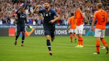 جيرو ينهي صيامه عن التهديف.. ويسجل هدف الفوز في هولندا