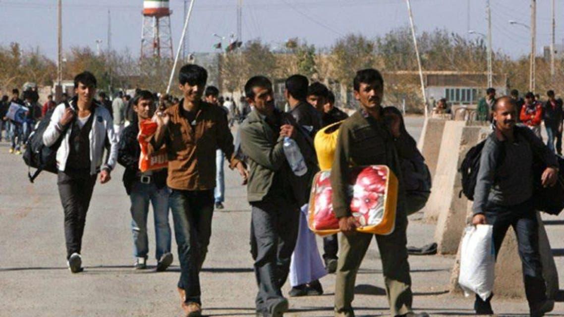 بازگشت مهاجرین افغان از ایران 53 درصد افزایش یافته است