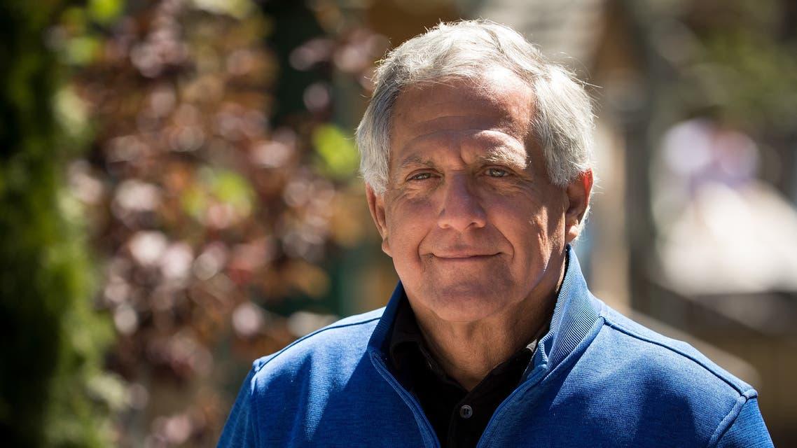 رئيس مجلس إدارة سي بي إس ليسلي مونفيز
