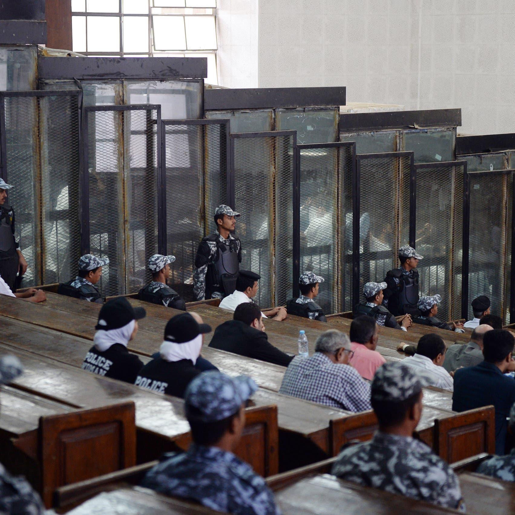 الإعدام لـ14 إخوانيا تورطوا بقتل وإصابة 42 شرطياً عام 2015