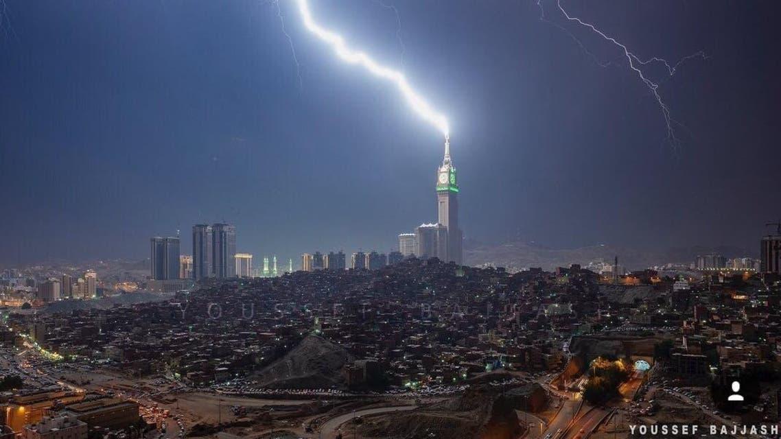 mecca photos lightning 1