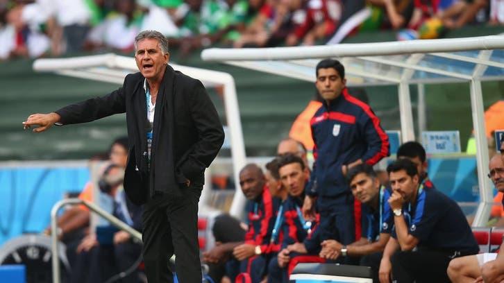 البرتغالي كيروش يتولى تدريب منتخب مصر