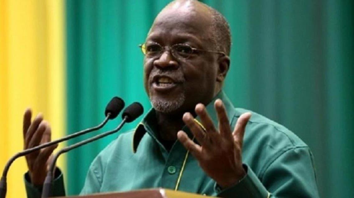 Tanzania President Johan magofoli