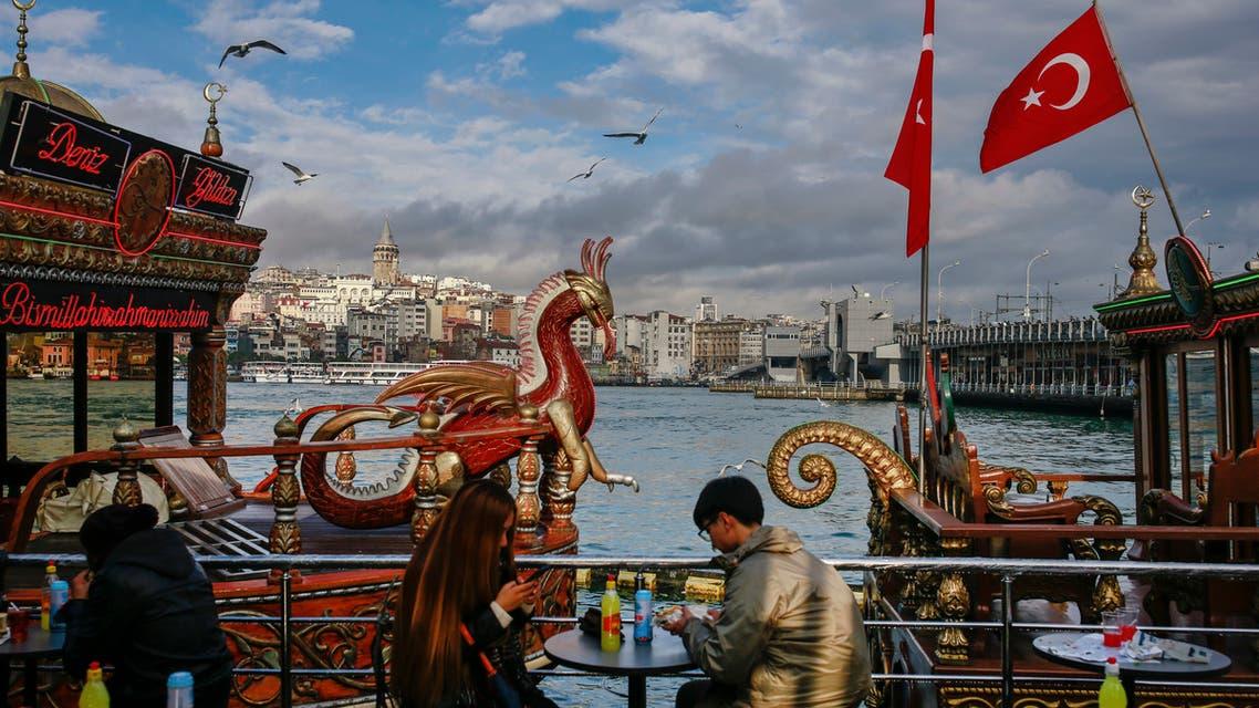 اقتصاد تركيا سياحة