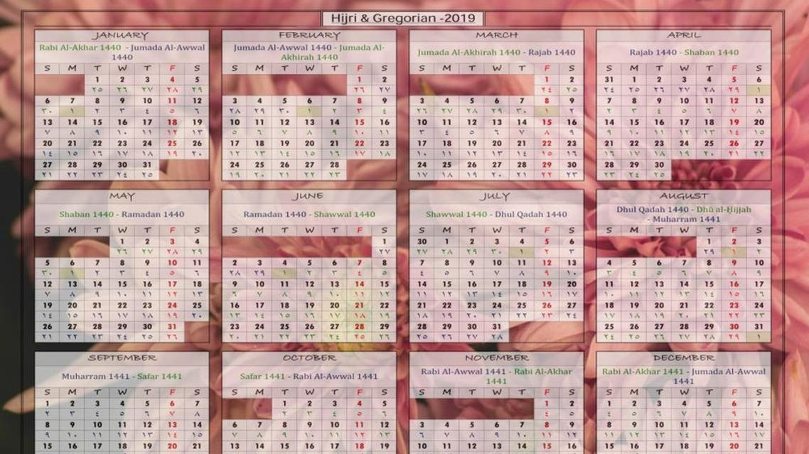 It was during the era of Muslim leader Omar bin Al Khattab when the calendar was set up. (Shutterstock)