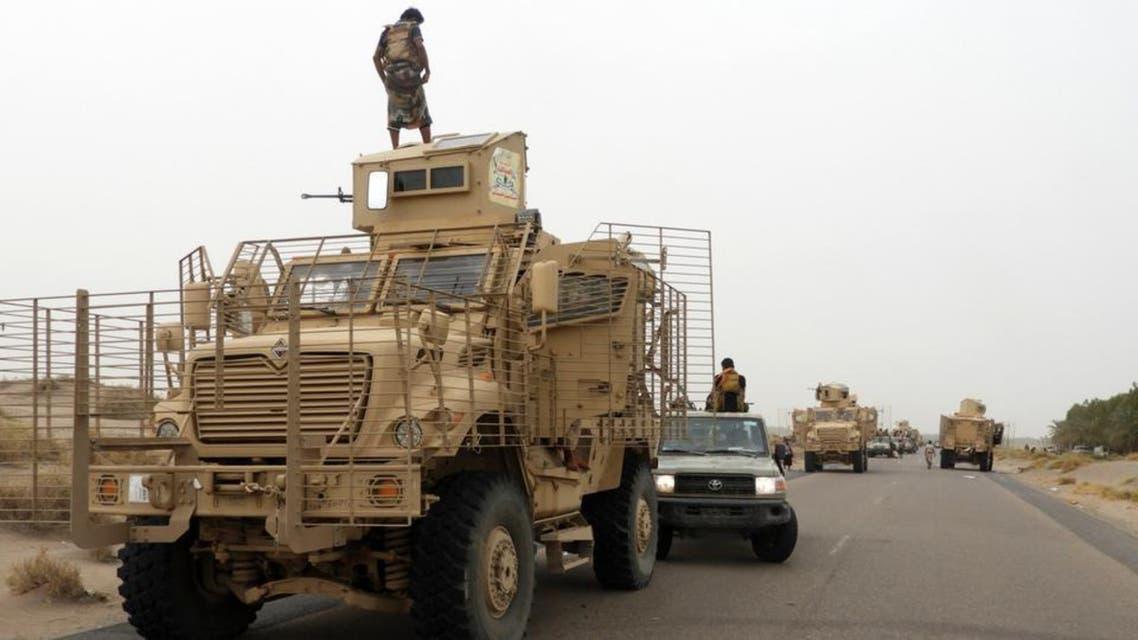 الجيش اليمني-الحديدة