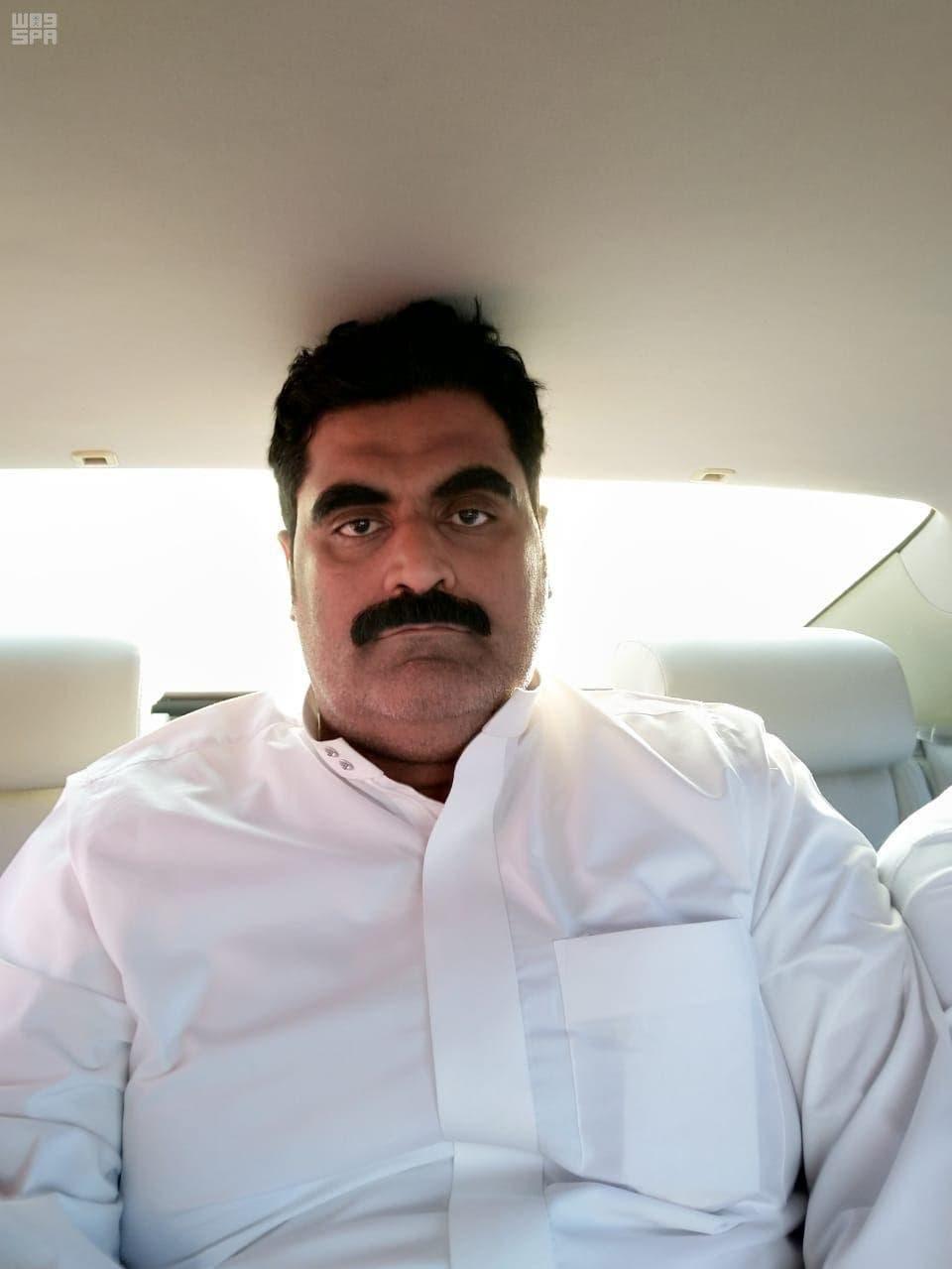 عبدالله صالح حماد المطيري