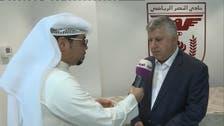 مسعود يطالب الاتحاد العربي بإيقاف التجاوزات الجماهيرية