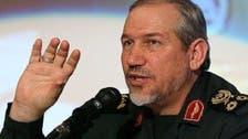 """ایرانی عسکری کمانڈر کی """"سمندر پار"""" حملوں کی دھمکی"""