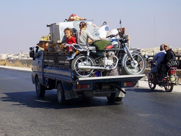 آلاف النازحين يعودون إلى إدلب بعد الاتفاق الروسي التركي