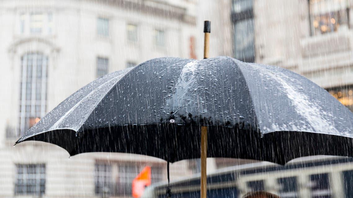 iStock rain  أمطار الأمطار