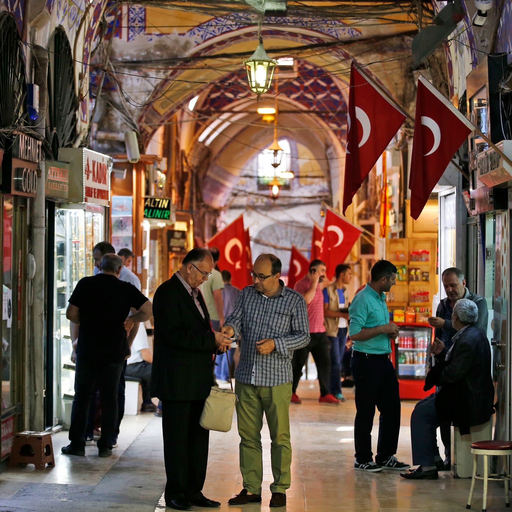 توترات المنطقة تهدد اقتصاد تركيا بالركود مجدداً