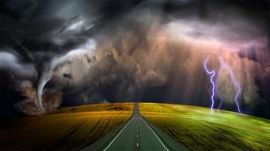 الإعصار روزا يتجه نحو باها كاليفورنيا ويضعف بالهادي