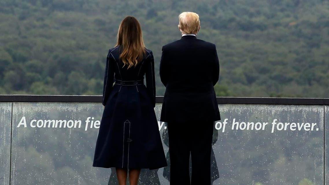 9/11 trump. (AP)