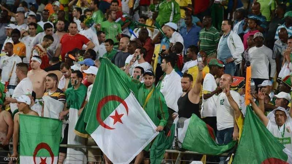 یک مقام عراقی هواداران فوتبال الجزایر را «داعشی» خواند