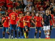 """فضيحة """"الناريين"""" أمام إسبانيا تتصدر صحف كرواتيا"""